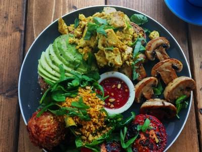 brighton vegan food