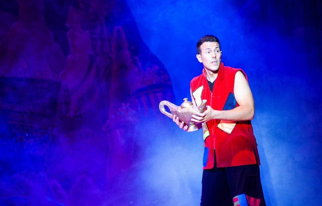 Aladdin : The Pantomime