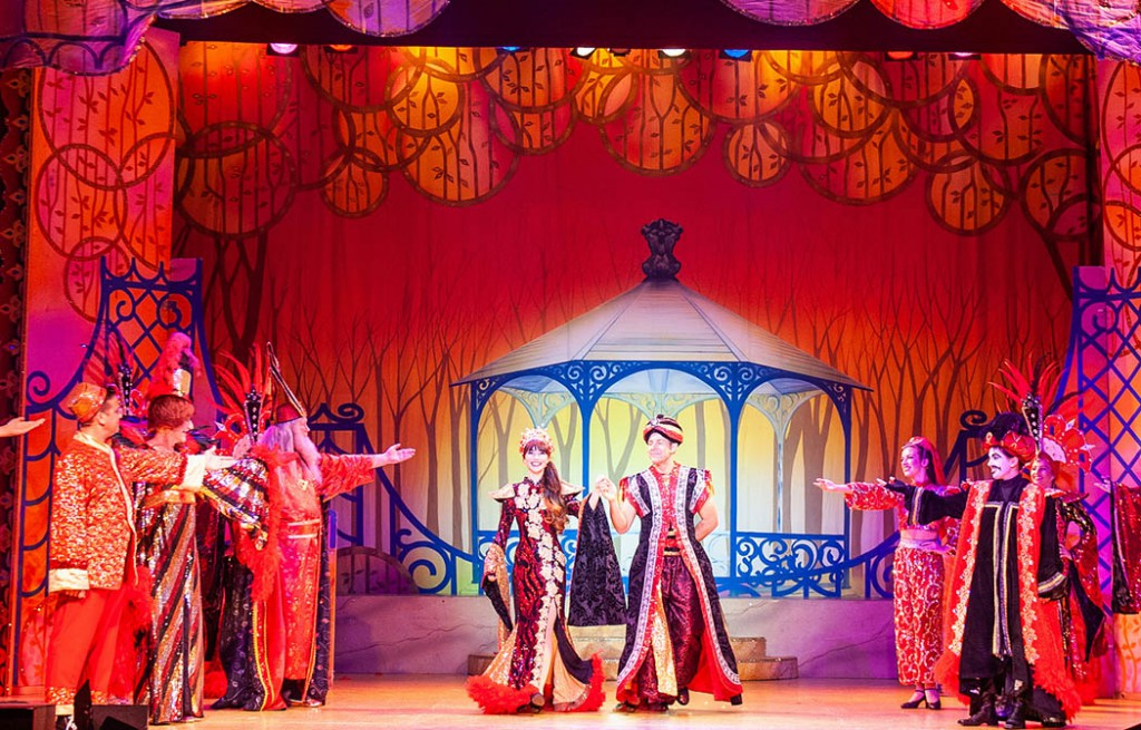 Aladdin : The Pantomime
