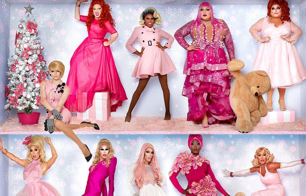 Christmas Queens.Review Christmas Queens Brighton Dome Mon 3 Dec Bn1