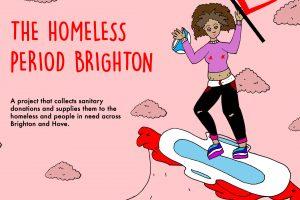 Homeless Periods - by Ella Cosham