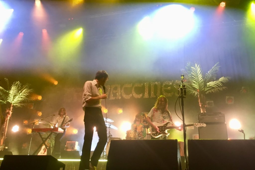 The Vaccines The Brighton Dome 25.01.19