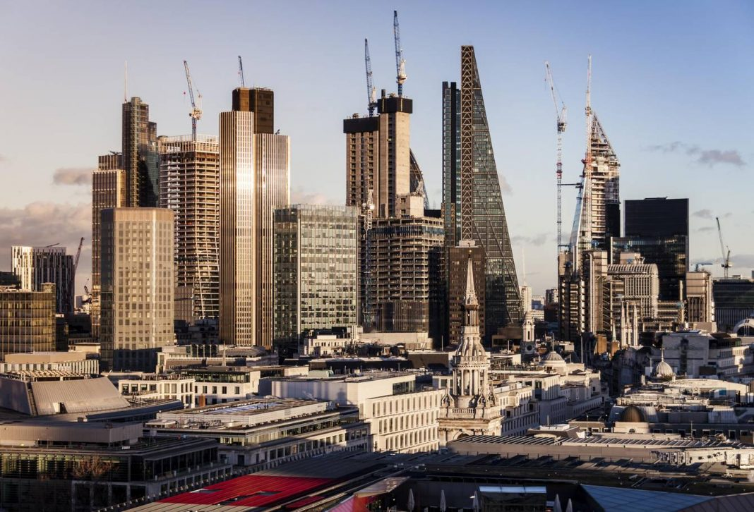 4 Places with the Best Views in London