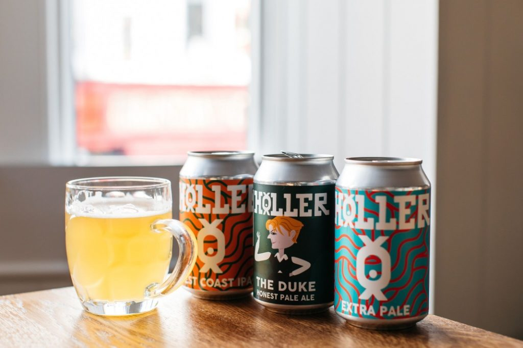 Honest Holler drinks