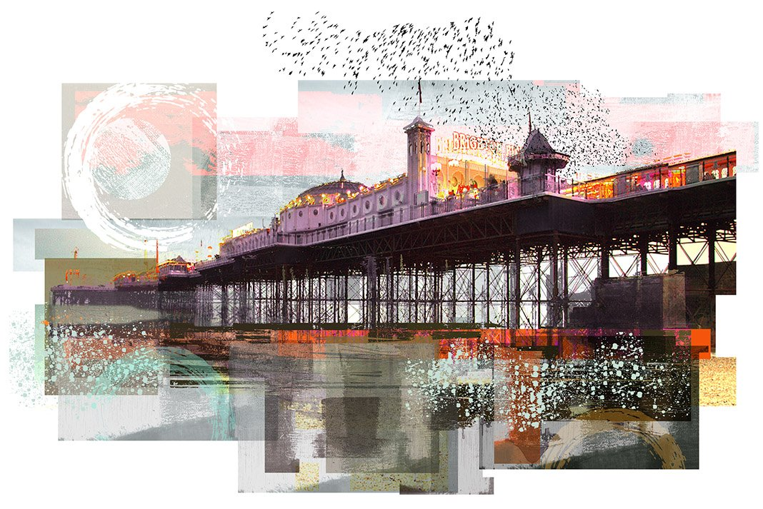 Pier art