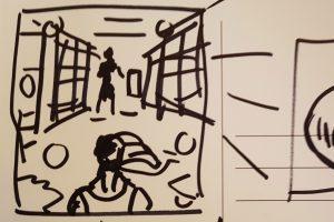 BN1 talks to Junior Tomlin, legendary rave flyer illustrator and cover artist for new compilation, Calling The Hardcore – Volume 2