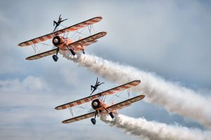 Summer activities - - Airbourne Day 1 - by Graham Huntley
