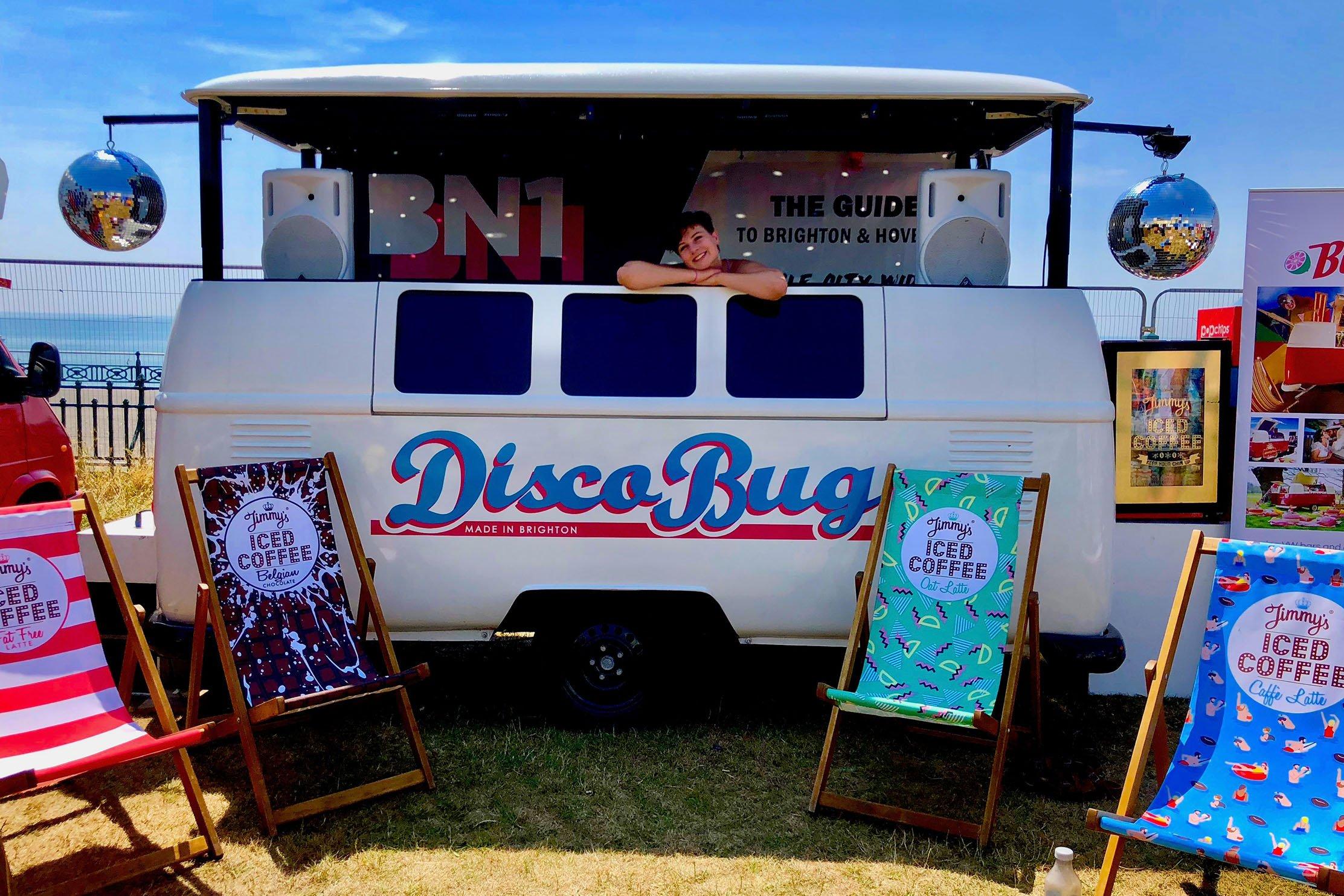The Bug Bar - Discobug day