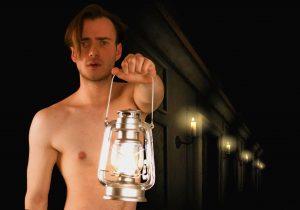 The Geminus - John Black as Hotson