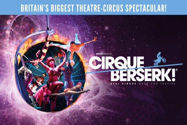 Cirque Berserk BN1