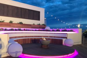 Meganne Gerbeau reviews The Love Island Experience, as the ITV hit show comes to Brighton's Luna Beach Cinema