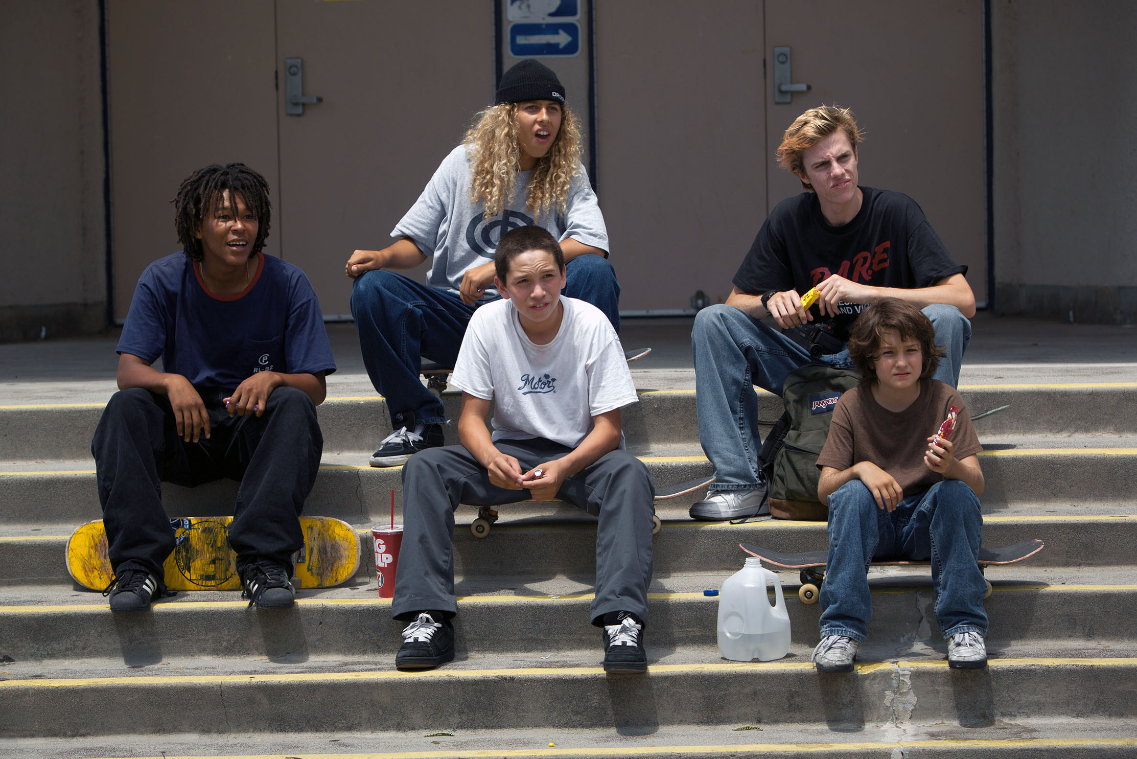 To celebrate the release of Jonah Hill's film, mid90s, on Blu-ray and DVD on Mon 26 Aug 2019, we're giving away DVD copies.