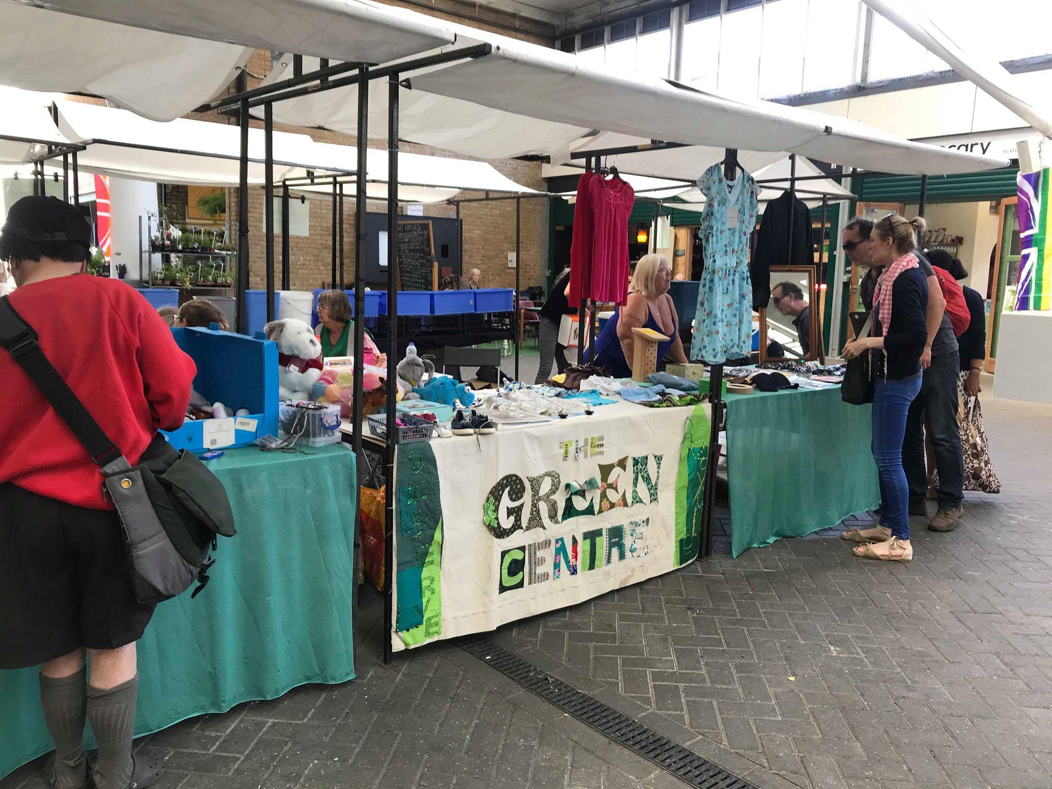 green centre old market