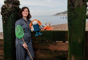 Award-winning character comedian Joanna Neary brings her her new children's show, The Crab Prince, to Brighton's Komedia on Sun 3 Nov 2019