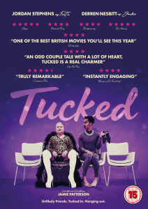 Tucked film