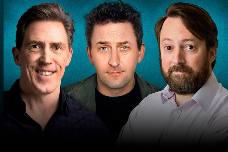 Brydon, Mack and Mitchell review