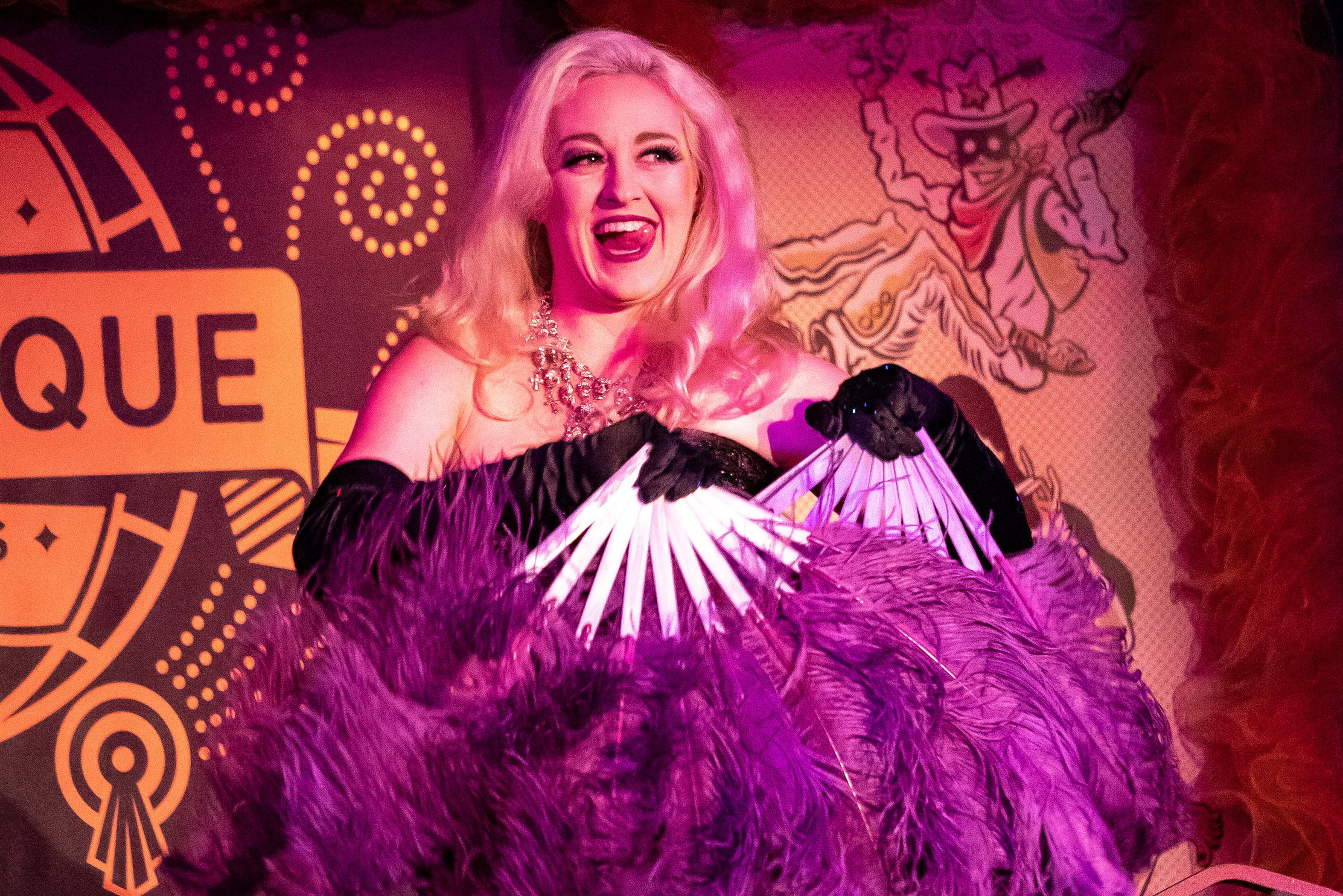 BN1's Simon Lightfoot talks to Burlesque star and Brighton resident, Sirona Thorneycroft