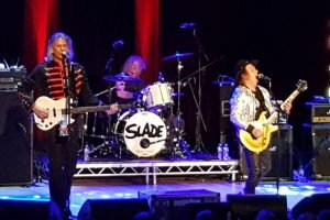 Slade play Hastings' White Rock Theatre on Thurs 5 Dec 2020