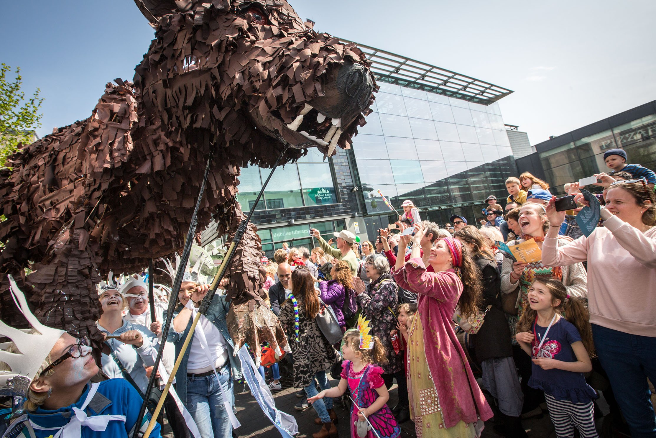 Brighton Festival has announced the theme for it's annual Children's Parade