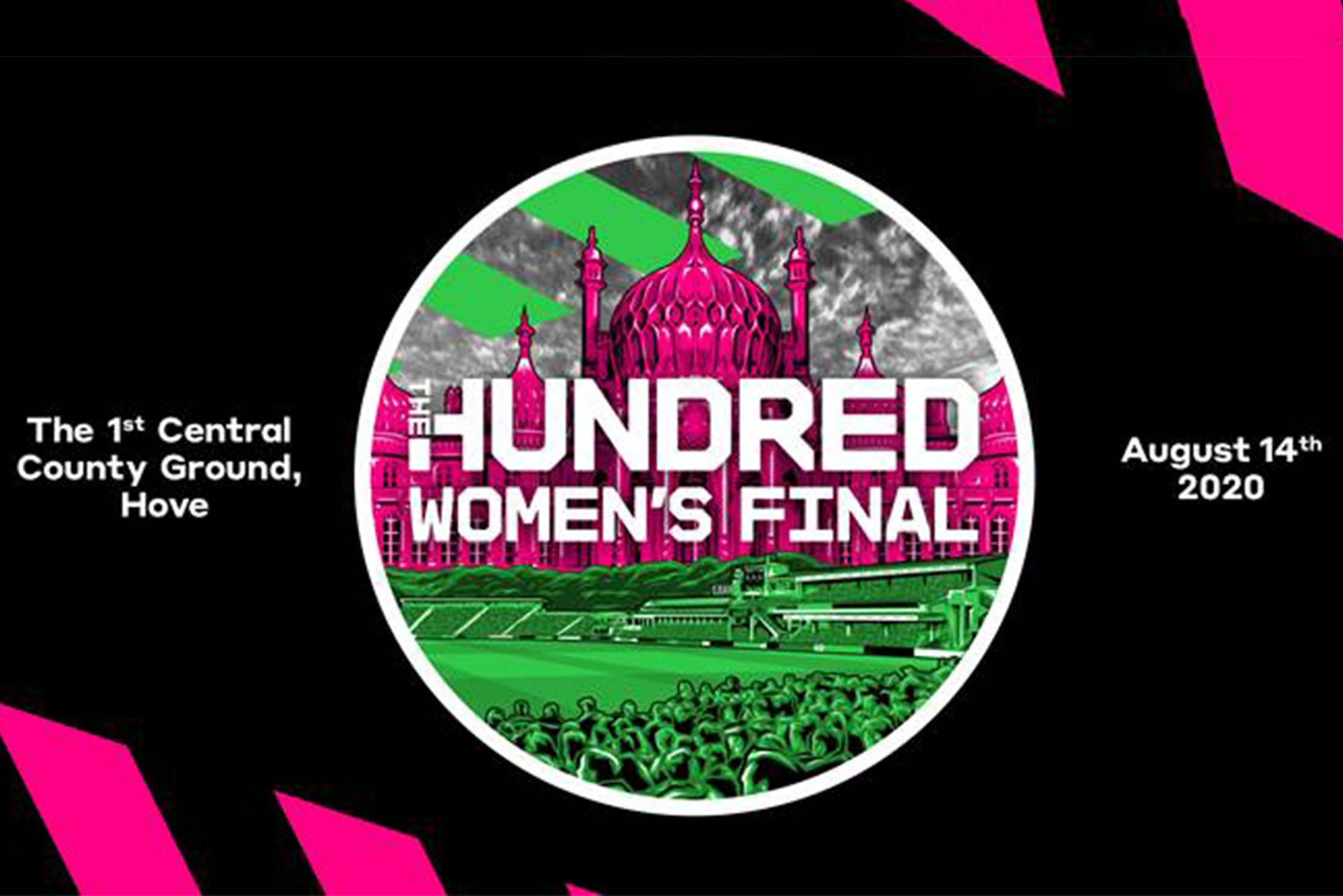 Lord's and Sussex Cricket's The 1st Central County Ground, Hove have been awarded the Finals Days in the first season of cricket's newest competition, The Hundred.