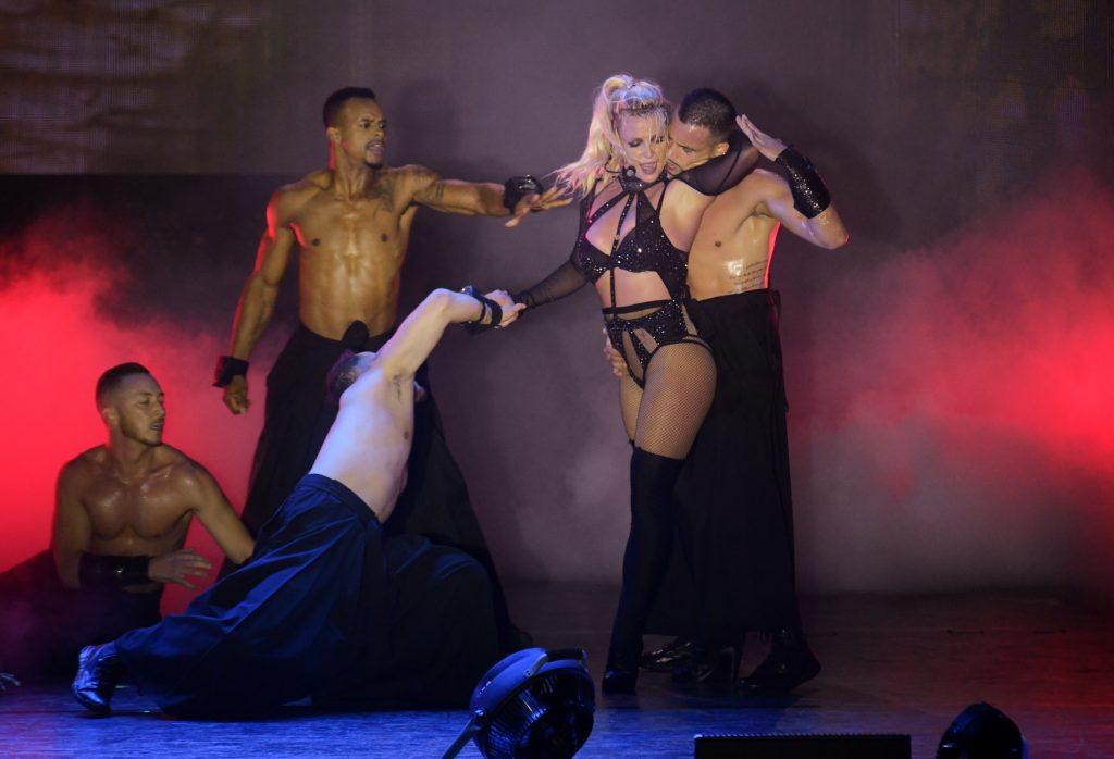 Britney Spears by Dave Hogan