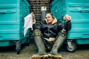 Simon Munnery s legendary Alan Parker Urban Warrior's takes his Farewell Tour to Hove's The Old Market on Weds 12 Feb 2020