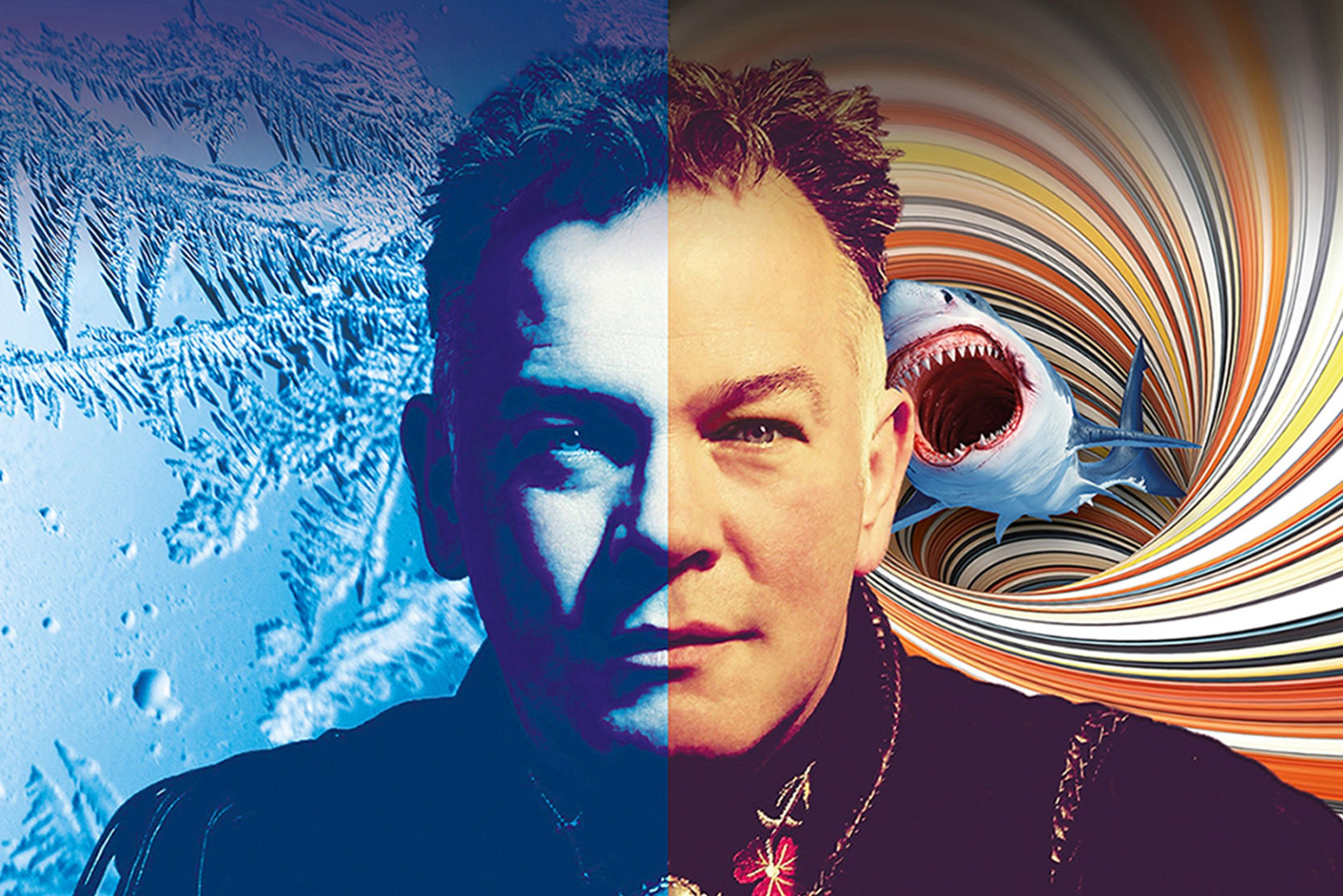 BN1 Magazine and Brighton Dome are giving away a pair of tickets to Stewart Lee's performance of Snowflake/Tornado at Brighton Dome, along with a copy a copy of his acclaimed new book, March Of The Lemmings (Brexit In Print & Performance 2016-2019.