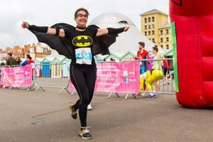Raising fund to help those affected by domestic cause, the RISE Superheroes Run returns to Hove Lawns on Sun 17 May 2020