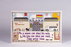 Meticulously researched and curated by residents of Brighton & Hove, Queer The Pier is an unprec-edented exhibition coming to the city's Museum & Art Gallery on Sat 22 Feb. Taking Brighton's re-nowned pier as a symbol of the city's ongoing reputation as a place where people of all genders, sexualities, social classes and ethnic and religious backgrounds have come to seek pleasure, liber-ation and fulfilment. It's a timely reminder that LGBTQ+ people have always been part of Brighton & Hove's story. The exhibition allows the visitor to explore selected experiences of LGBTQ+ people in Sussex over the last 200 years, beginning with a blackmail letter written in 1798 from a solicitor to an army cap-tain, accused of propositioning another man on a coach to Dorking. The items on display also include Aubrey Beardsley's original cover illustration for volume IV of the Yellow Book periodical is also in this exhibition. Beardsley was dismissed as resident artist following the arrest of Oscar Wilde for sodomy - Wilde was carrying the Yellow Book when arrested and con-sequently another artist and cover was commissioned. In 2017/8, Brighton Museum &Art Gallery's exhibition exploring the life and work of artist Gluck was very well attended so it seems fitting to include her Fez hat in this new exhibition. Other items be-longing to notable locals include a newly acquired print by photographic artist Rotimi Fani Kayode, collaborator of Robert Mapplethorpe and founder of the APB Gallery. By way of contrast, new photo-graphic portraits of members of Brighton QTIPOC (queer, trans, intersex people of colour) have been commissioned in response to Kayode's work, especially for Queer The Pier. Photographs and memorabilia from the lives of two lesbian war heroines documenting their time in the armed forces plus 50 years of their domestic bliss is another key exhibit as are excerpts from the diary of landowner and lesbian Anne Lister, who writes about her visit to Brighton in 1820. Donated 