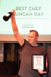 Best Chef, Duncan Ray
