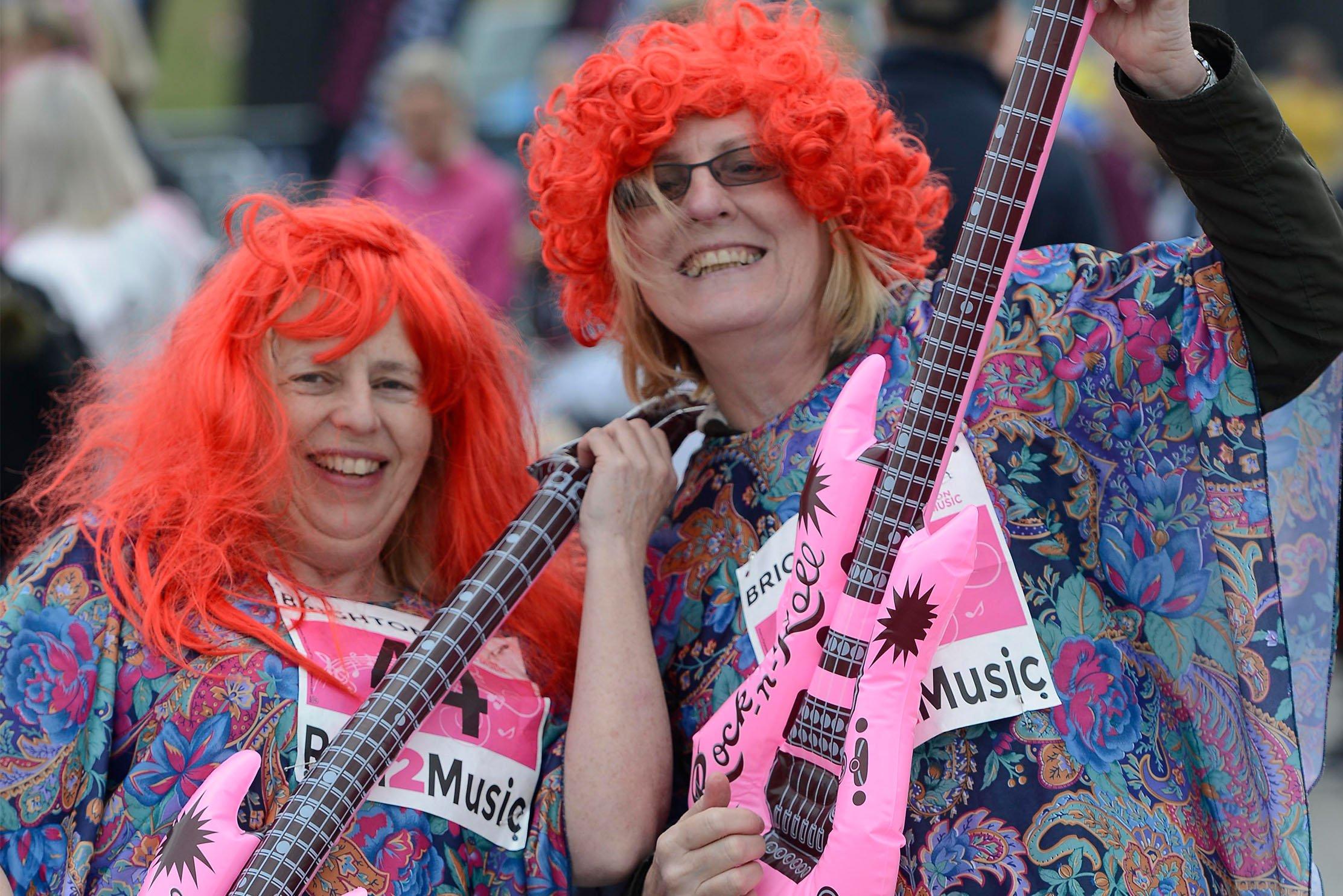 Brighton Run2Music has rescheduled it's event to Sat 17 Oct 2020