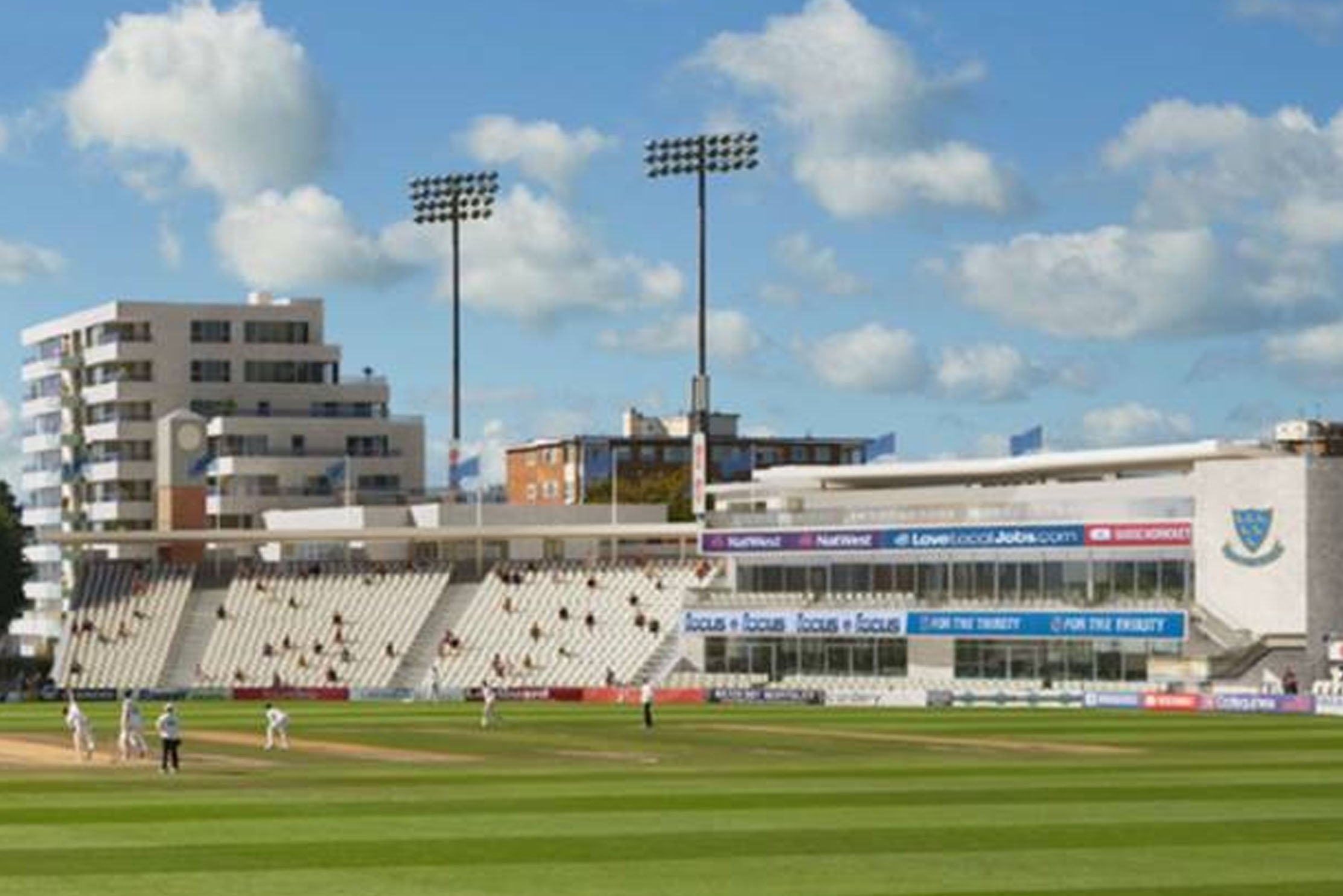 Exciting new plans have been announced to improve The 1st Central County Ground, the home of Sussex Cricket