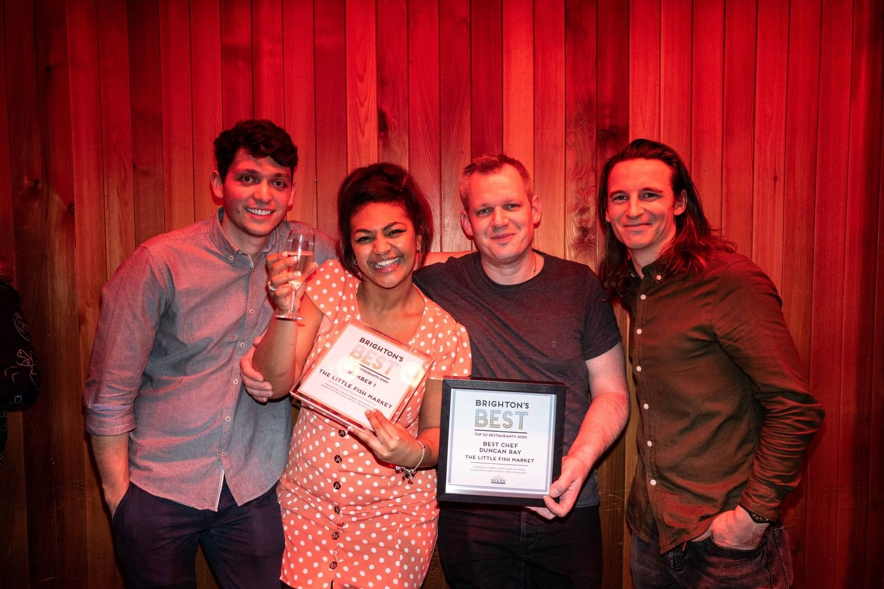 Best Restaurant Winners Little Fish Market