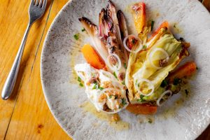 BN1's Grace Keppel tries a few of the delights on the new menu at Brighton's The Salt Rooms