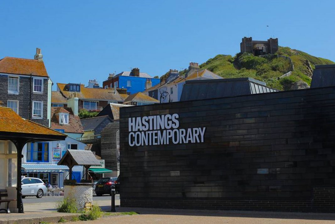 Hastings Contemporary and Bristol Robotics Lab are collaborating to bring telepresence robot technology to a UK gallery for the first time, so people in isolation can access art and culture