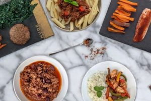 BN1 talks to Nude Food, the brother-and sister delivery company providing Brightonians with a vast range of healthy and delicious meals