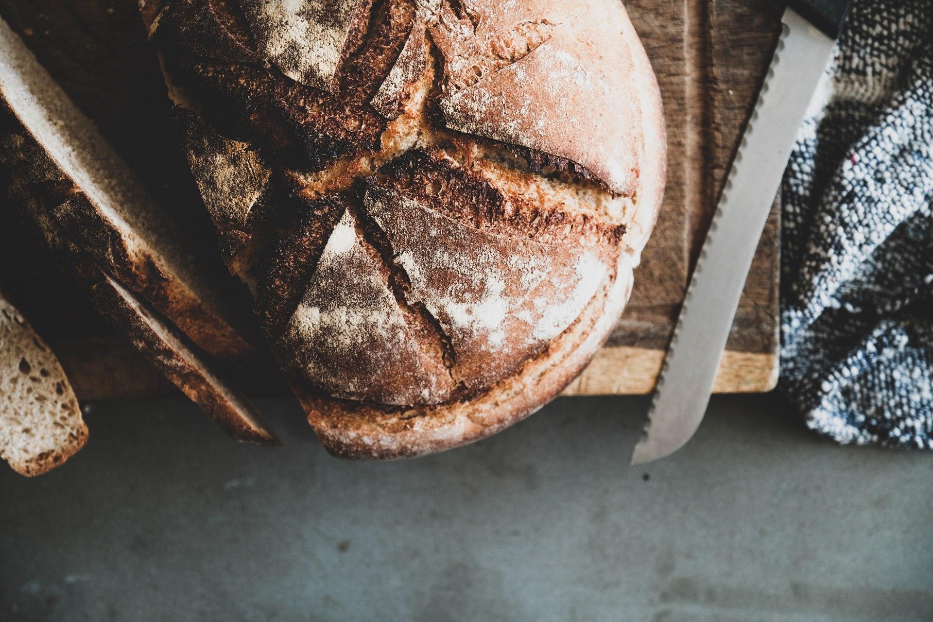 BN1 Magazine Baking Bread