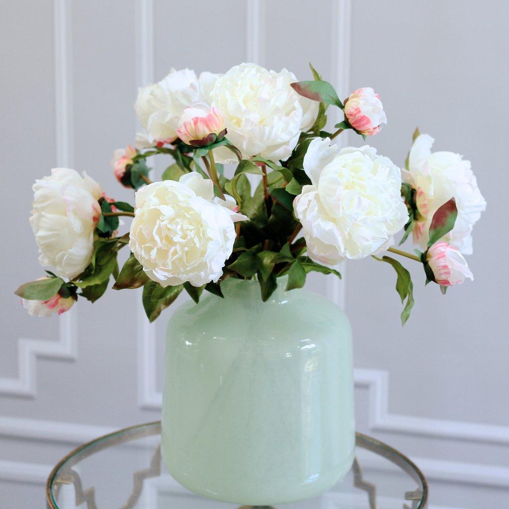 Faux Peonies - Amaranthine Blooms