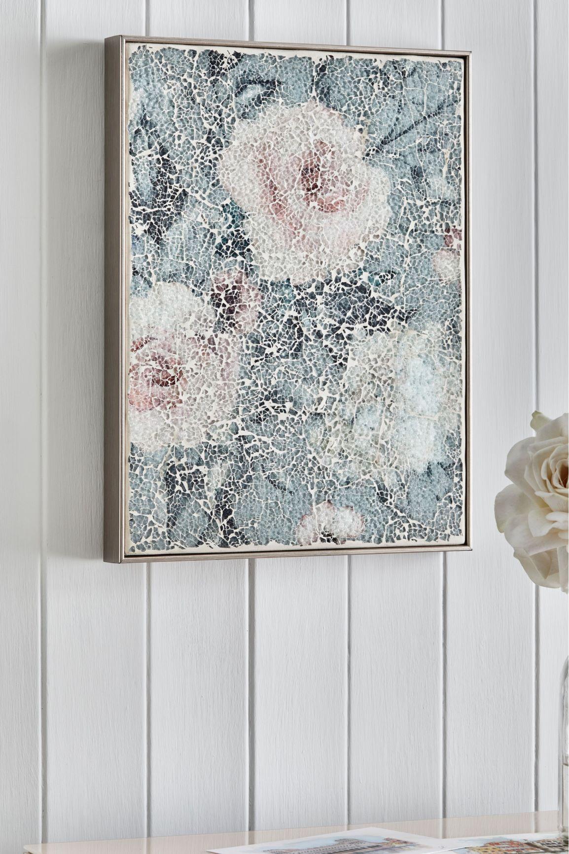 Mosaic Framed Art - Next