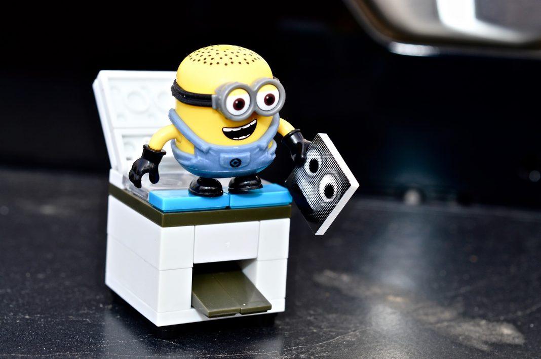 Photocopying minion