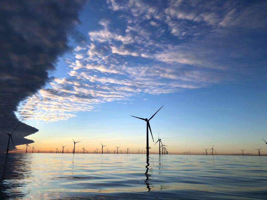 Brighton Diver - Rampion Wind Farm