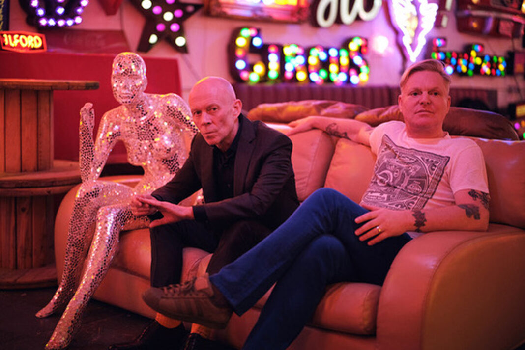 Erasure have announced their new album, The Neon, will be available on Fri 21 Aug 2020, along with releasing its first track