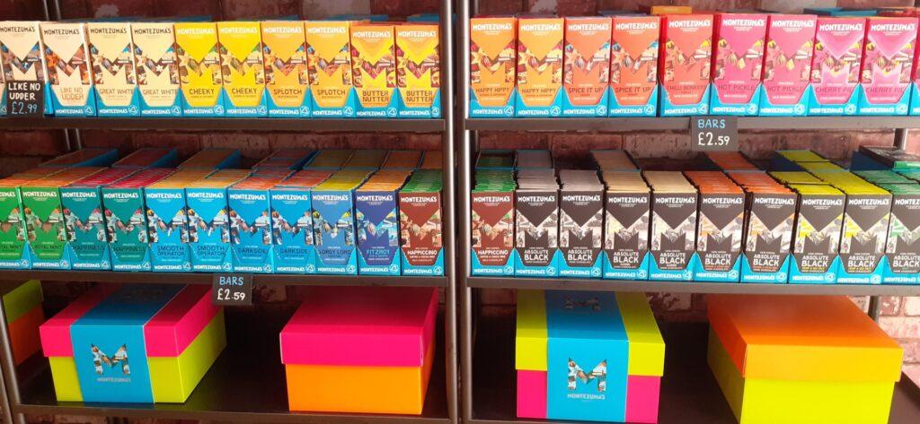 Montezuma's Chocolates