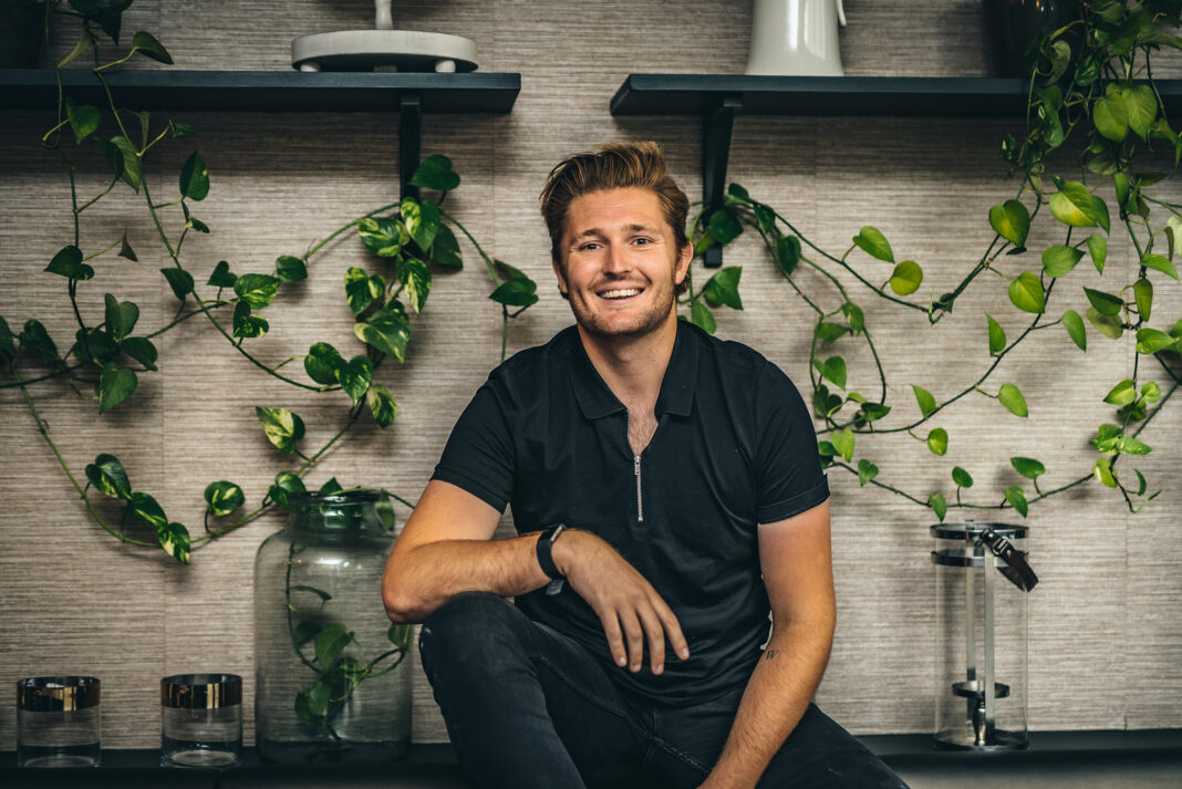 YouTube star Mikey Pearce opens another branch of Clean Kitchen Club in Brighton's Shelter Hall Raw on Sat 25 July 2020