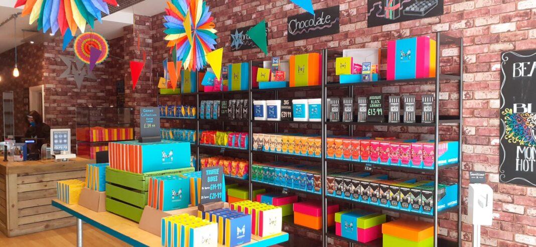 Montezuma's Shop