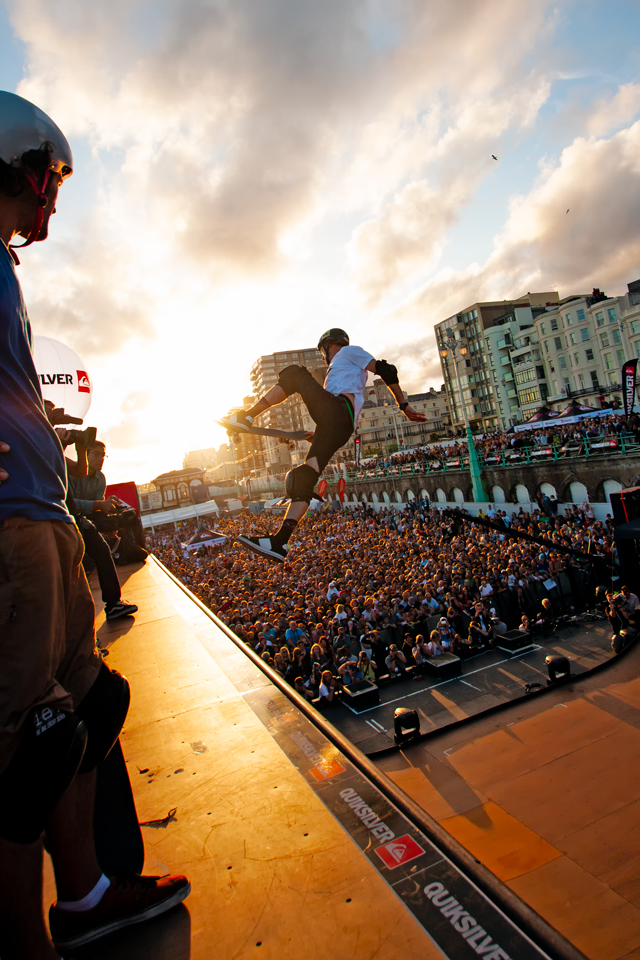 Quicksilver Tony Hawk And Friends European Skateboarding Tour