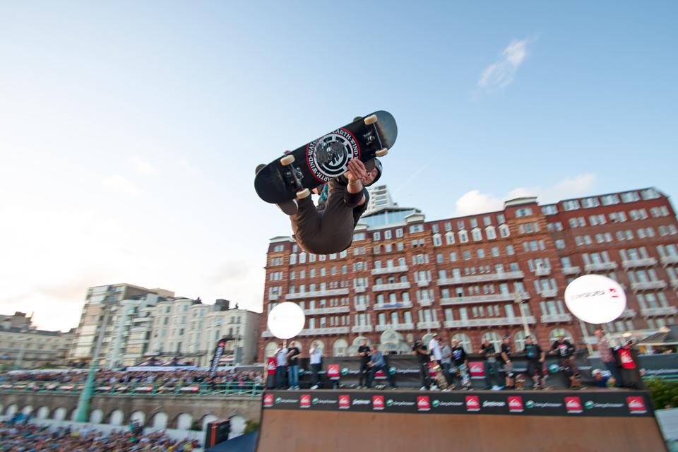 Quicksilver Tony Hawk And Friends European Skateboarding Tour