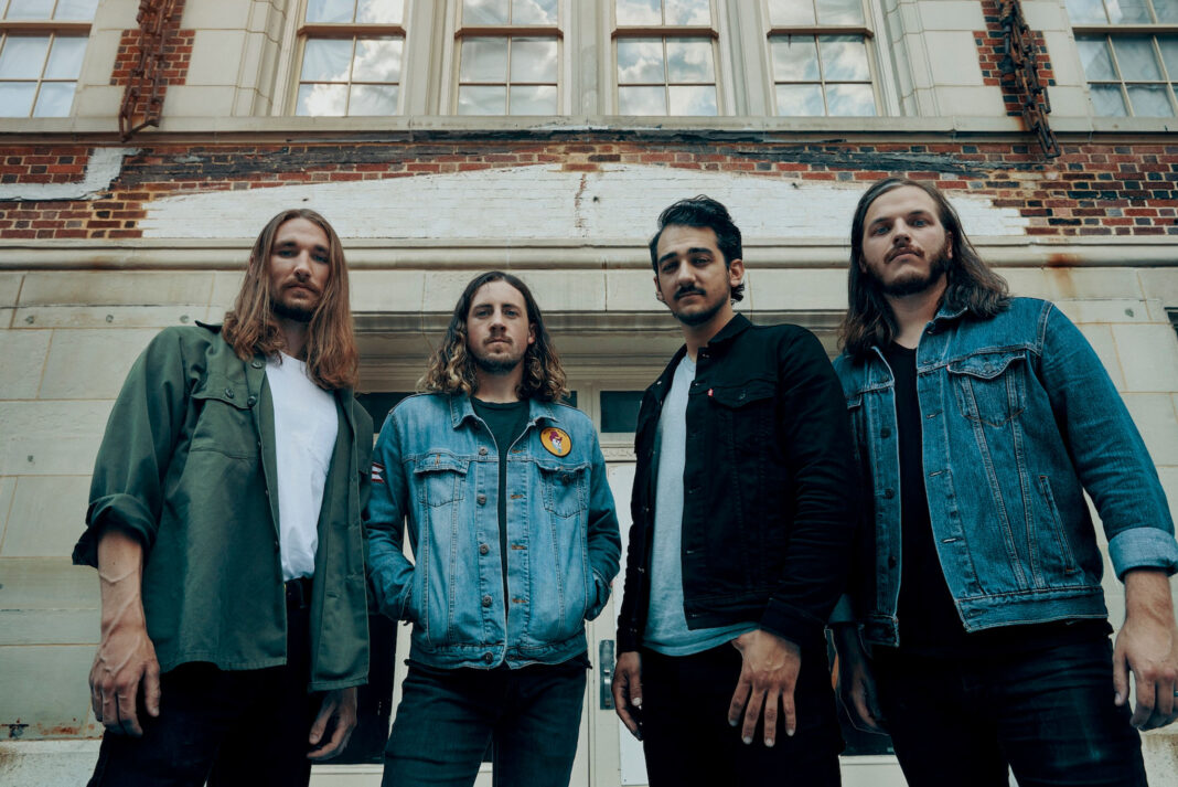 Exciting new US band, The Heavy Hours have just released their debut single, Don't Walk Away