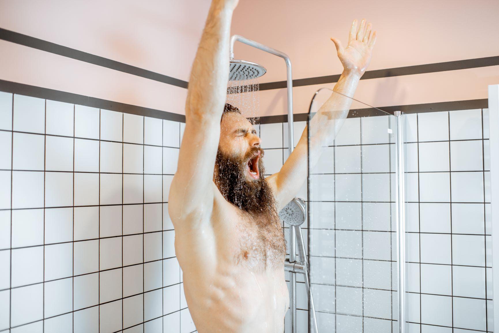 Cold Shower BN1 Magazine
