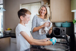 Catherine Lynch offers ten invaluable tips for nurturing emotional wellbeing in your home